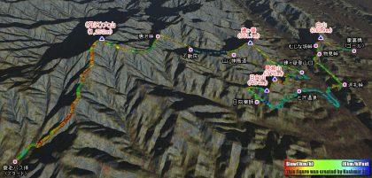 大山巡礼トレイル