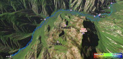 西穂高岳を断念して上高地で散策&キャンプ