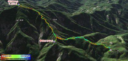 恒例の初詣登山、(丹沢)大山と春岳山