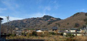 宝登山と山頂アヒージョ