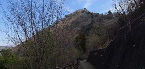 城山と山頂ビーフシチュー